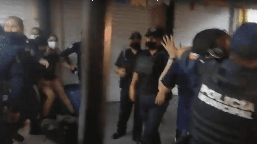 Autoridades responsables por agresiones en marcha de León sean investigados: Diputadas Federales(Youtube Laboratorio de Periodismo y Opinión Pública / Captura de Pantalla)
