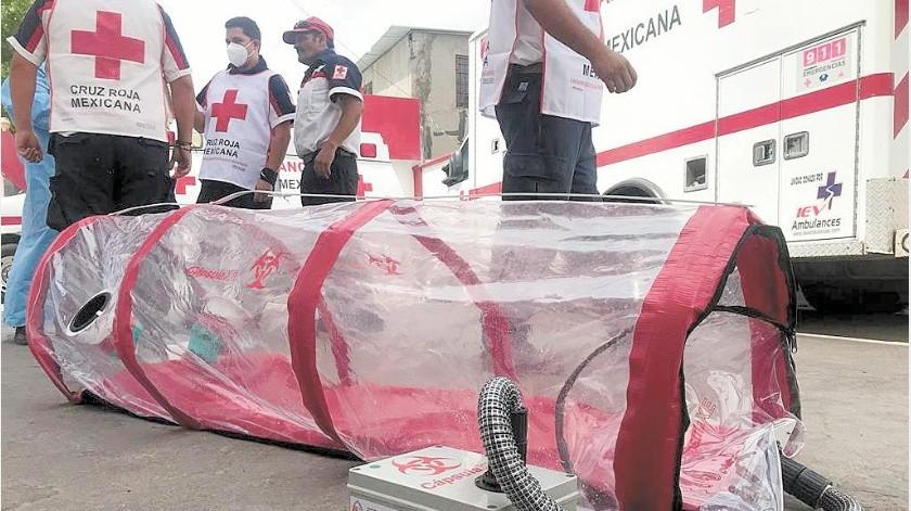 Los agentes de Seguridad Pública apoyan en los diferentes filtros sanitarios instalados en la ciudad.(Especial)