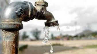 Después de nueve días de contar con el servicio de agua, mañana no lo tendrán