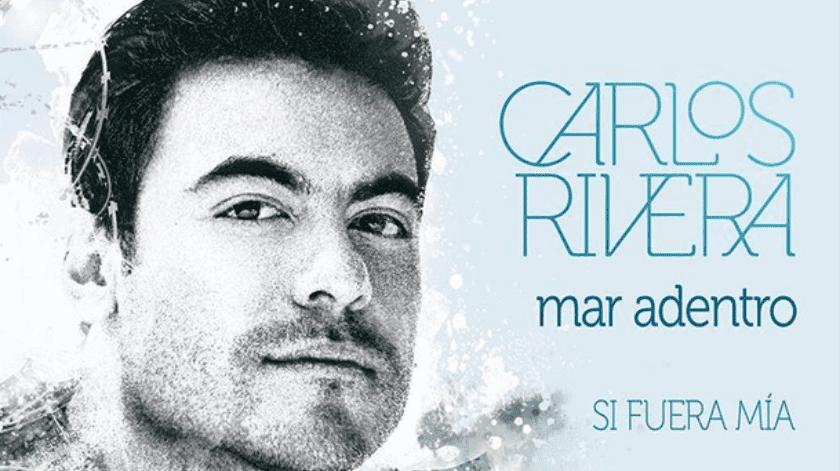 Carlos Rivera lanzará en dos días nuevo cover.(Instagram/Carlos Rivera.)