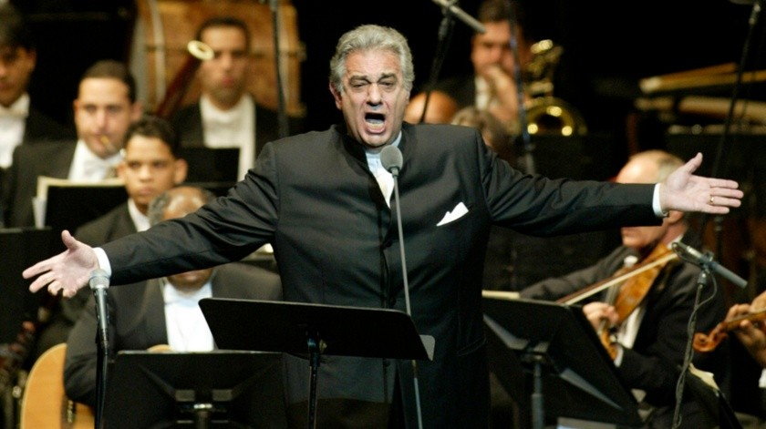 Plácido Domingo intenta limpiar su nombre tras serias acusaciones de abuso sexual.(Copyright 2019 The Associated Press. All rights reserved., AP)