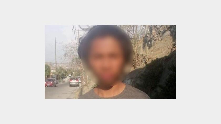 Hallan a adolescente que escapó de albergue en Tecate(Cortesía)