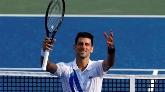 Djokovic derrota a Sandgren y jugará cuartos de final de Nueva York
