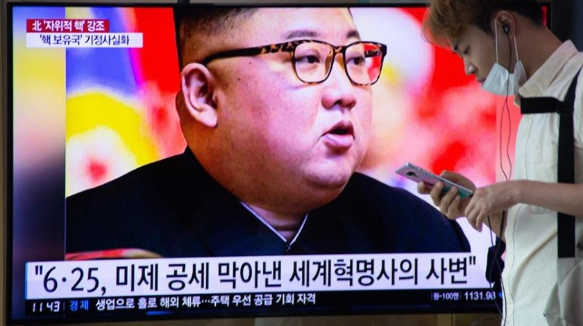 Reaparece Kim Jong-un tras rumores que afirmaban que estaba en coma(EFE)