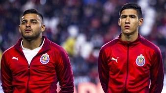 Vega y Antuna regresarán a Chivas, pero con la mitad del sueldo el resto del torneo