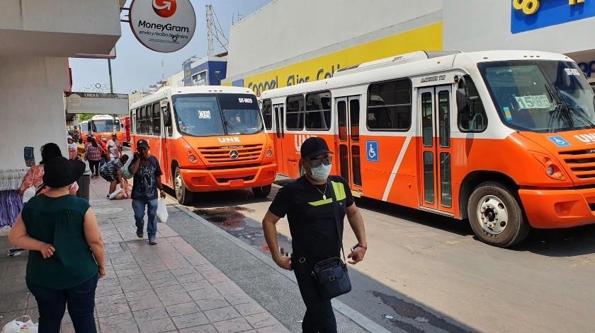 Los camiones dejaron de sufrir actos vandálicos, según la empresa de transporte.(Julián Ortega)