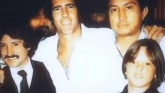 Andrés García advirtió a Luis Miguel sobre las intensiones de su padre.