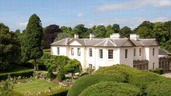 La mansión con valor de casi 8 millones de dólares.