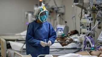 Por primera vez desde el inicio de la pandemia deCovid-19 se detectaron más de 10 milcasos en 24 horas.