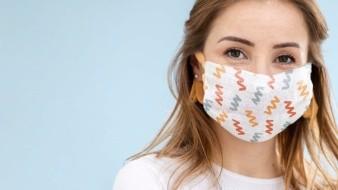 El uso de cubrebocas de tela solo ofrece el 50 por ciento de protección, pero puede marcar la diferencia entre una infección y la salud.