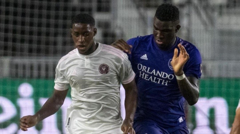 Clubes de MLS se unen a la NBA y cancelan sus duelos por protesta contra racismo(Instagram @intermiamicf)