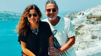 Ricardo Montaner celebró 31 años de casado
