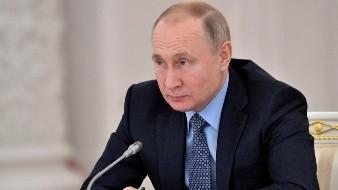 Putin admite intenciones de intervenir en Bielorrusia con