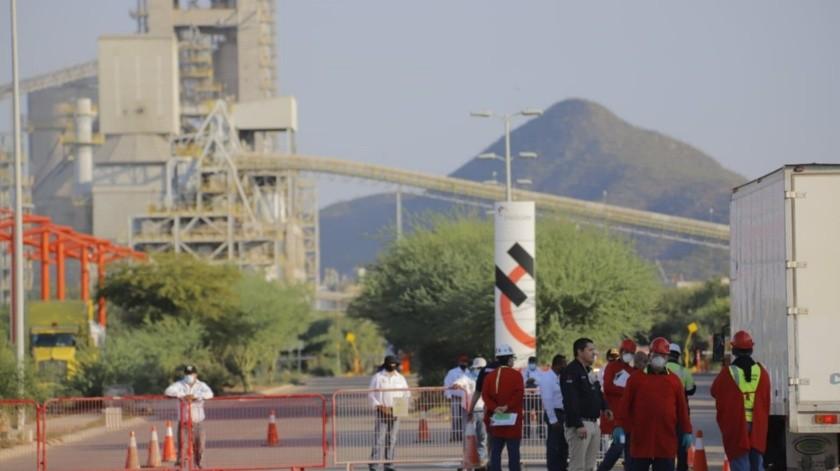Trabajadores de la planta Holcim votarán por titularidad de contrato colectivo(GH)