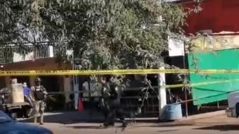 Ataque armado en la Municipio Libre deja 2 muertos