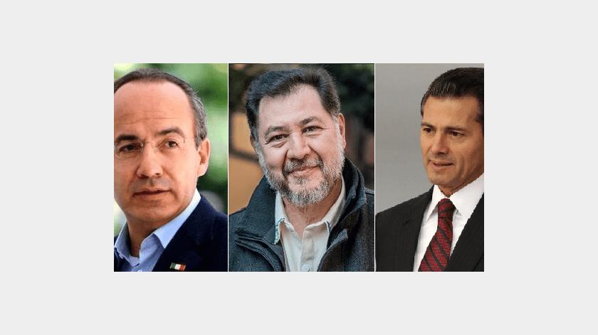 Noroña filtra formato de consulta sobre juicio a ex presidentes(Especial)
