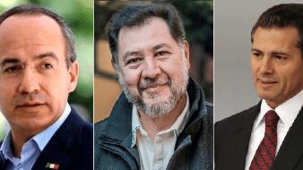 Noroña filtra formato de consulta sobre juicio a ex presidentes