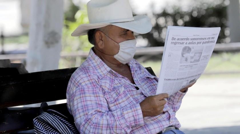 Covid-19 en Sonora: 22 muertes y 196 contagios nuevos este día(Julián Ortega)