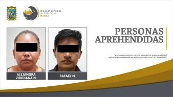 Internan a Yaz por maltrato y abuso sexual; sus padres se encuentran detenidos