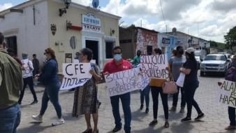 Reinstala CFE energía eléctrica a personas con adeudo en Nogales