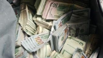 Aumentan decomisos de dólares en efectivo en Garitas de Arizona con Sonora