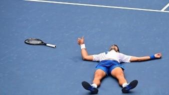 Novak Djokovic avanza a la final del Masters de Cincinnati