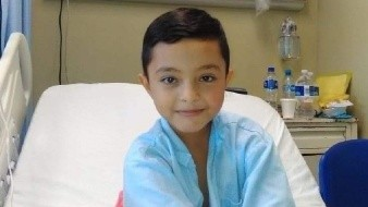 ¡Ayuda a Daniel! Solicita donadores de sangre por leucemia