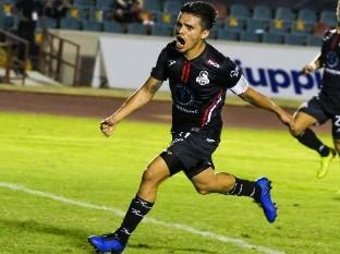 Miguel Vallejo marcó el gol del triunfo para Cimarrones.