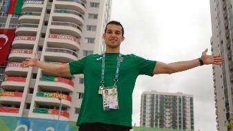 Édgar Rivera ya estuvo en los Juegos Olímpicos de Río 2016.
