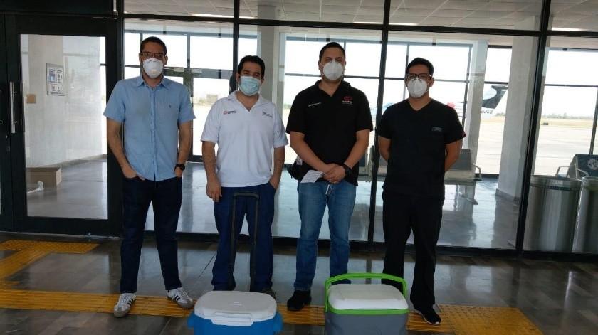 Realiza Sonora segunda donación multiorgánica en periodo de reactivación por Covid-19(Especial)