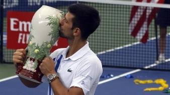 Novak Djokovic consigue su segundo campeonato del Masters 1000