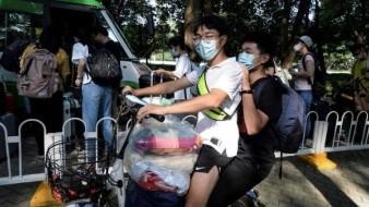 China suma 5 días sin contagios locales de Covid-19; este domingo registra 17 casos importados