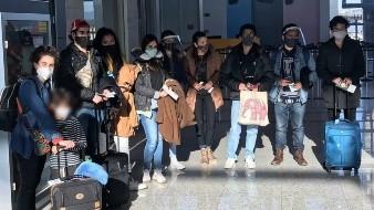 Regresan 110 connacionales que estaban varados en Argentina a México: SRE
