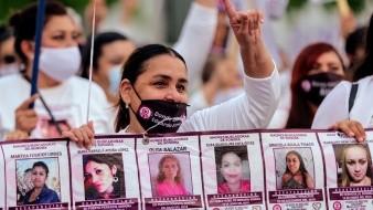 VIDEO | Colectivo Madres Buscadoras de Sonora marchan en Hermosillo