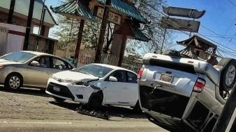"""Bajan choques de tránsito; las muertes, """"no tanto"""""""