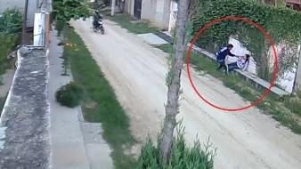 Dos hombres atacan a joven estudiante en la colonia La Espinera, de la jurisdicción de Santiago de Etla, Oaxaca.