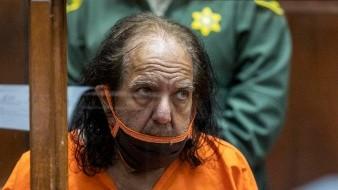 Estrella porno Ron Jeremy podría alcanzar pena de 250 en prisión