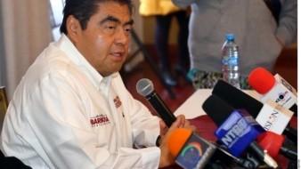 Cuestiona Miguel Barbosa estrategia contra huachicoleo en Puebla; alerta que ha aumentado