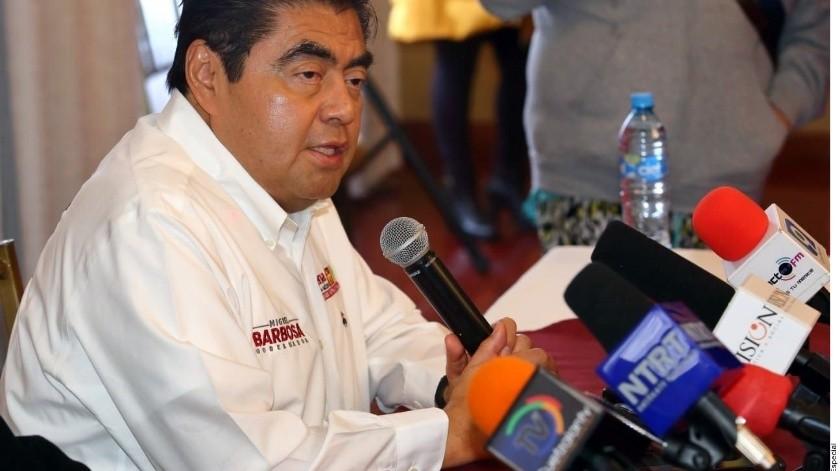 Cuestiona Miguel Barbosa estrategia contra huachicoleo en Puebla; alerta que ha aumentado(Archivo GH)