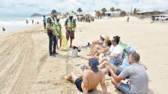 Baja un 30% la basura en Bahía de Kino