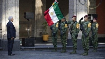 AMLO reconoce incremento de homicidio doloso y agradece apoyo de Fuerzas Armadas