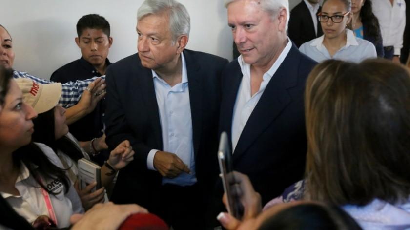 Acompañará gobernador Bonilla a AMLO en su gira por BC