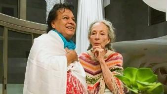 Juan Gabriel e Isela Vega tuvieron una estrecha amistad.