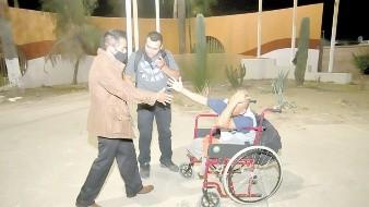 Los familiares de Dionisio se enteraron del paradero de él gracias a un video que fue publicado en EL IMPARCIAL.
