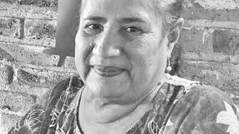 María Elena Barreras Mendívil, Miembro de la Red Feminista Sonorense.