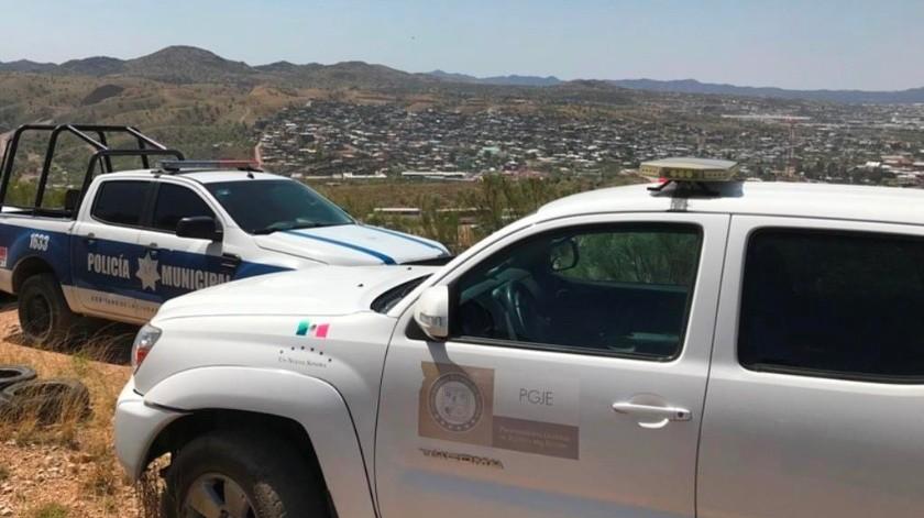 Un hombre aún no identificado de complexión robusta fue encontrado sin vida cerca del fraccionamiento Las Acacias en Nogales.
