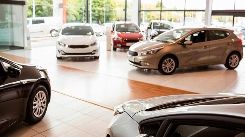 Prevalece caída en venta de autos nuevos en Sonora(Banco Digital)