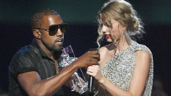 Kanye West culpa a Dios por problema como Taylor Swift