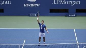 Djokovic se complica ante Edmund pero avanzó a la tercera ronda del USA Open
