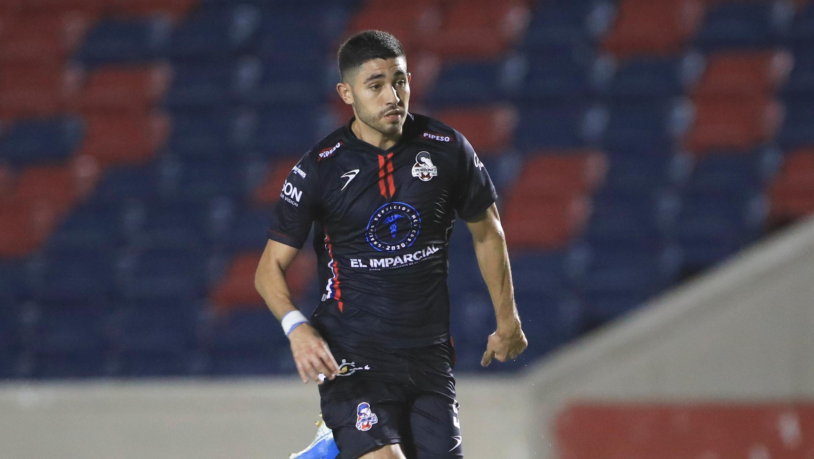 Juan Machado tiene dos goles en dos juegos.